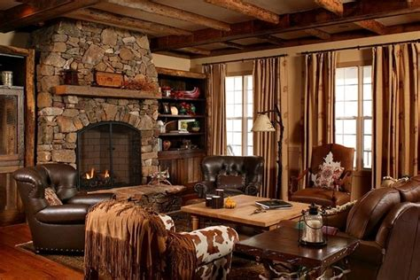Incredible Design Schemes For Country Style Living Room Decoration   Decolover.net