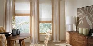 Scheibengardinen Wohnzimmer Modern : 37 gardinendekoration beispiele f r ihr zuhause ~ Markanthonyermac.com Haus und Dekorationen