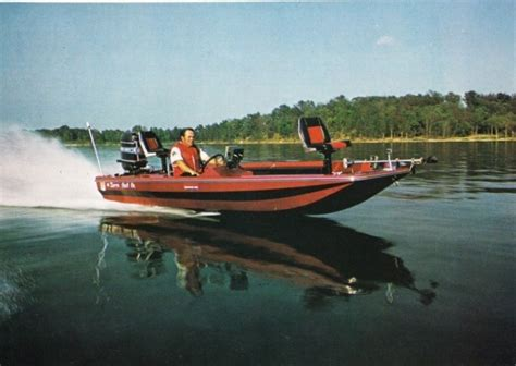 Old Bass Boat old bass boat ads bass fishing texas fishing forum