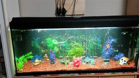 d 233 coration aquarium plongeur
