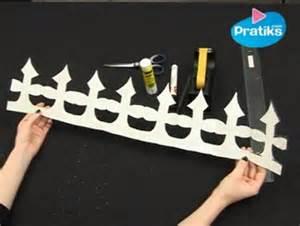 comment faire une couronne en papier pratiks