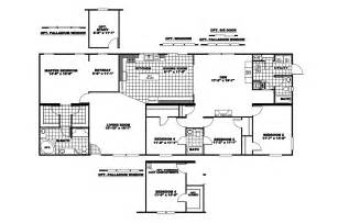 Clayton Mobile Home Floor Plans Photos by Manufactured Home Floor Plan 2007 Clayton Lakeshore