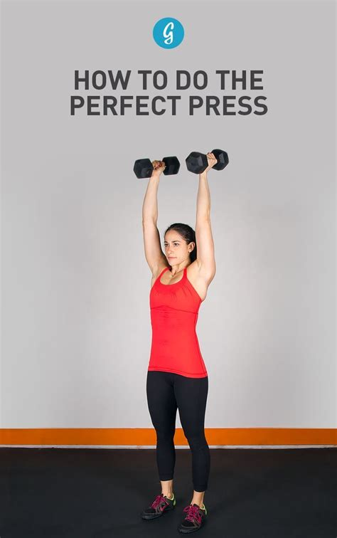 How To Do The Perfect Overhead Press  Overhead Press