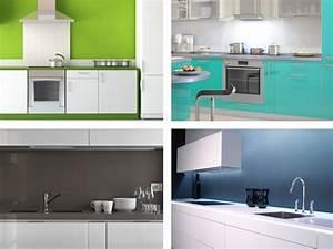 Küche Farbe Wand : farben in der k che so wird die k che bunt tipps von ~ Markanthonyermac.com Haus und Dekorationen
