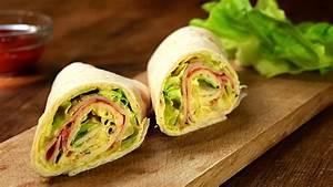 Wraps Füllung Vegetarisch : wraps fingerfood ~ Markanthonyermac.com Haus und Dekorationen