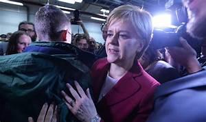 Nicola Sturgeon takes aim at Brexit after EU divorce talks ...