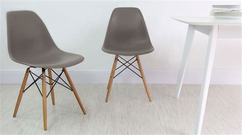 Eames Dining Chair High Quality Uk Fast Delivery Bathroom Color Ideas 2014 Organization Pinterest With Clawfoot Tub Painting Tile Floors In White Decorating Wall Tiles Sale Subway Colors For