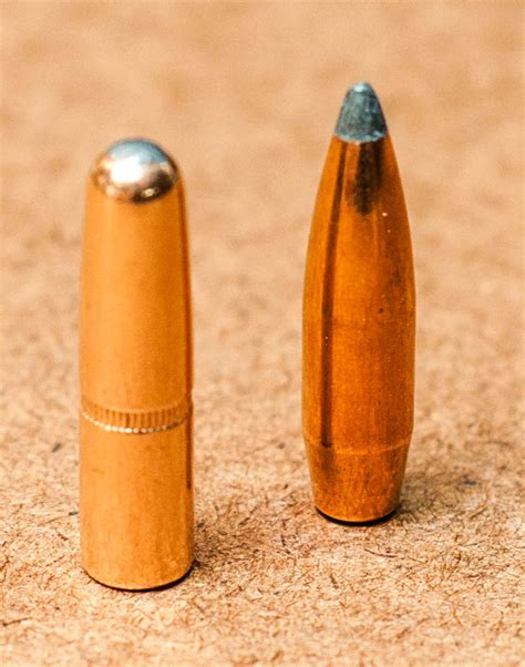 Round Nose Boat Tail by Round Nose Bullets Too Often Overlooked Gun Digest