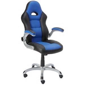sale on staples foroni task chair black blue staples