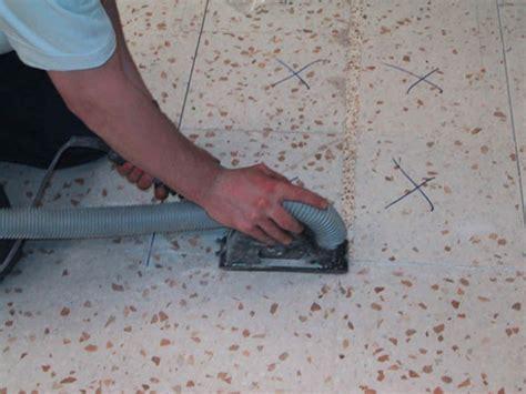 terrazzo floor restoration terrazzo cleaning