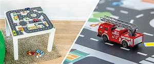 Ikea Lack Folie : ikea hack kinderzimmer mit klebefolien wohntipps blog new swedish design ~ Markanthonyermac.com Haus und Dekorationen