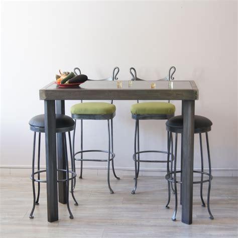 salle 224 manger en fer forg 233 artisanale tables chaises fabrication artisanale villa m 233 lodie