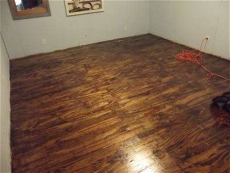 17 best ideas about plywood floors on stained plywood floors diy wood floors and