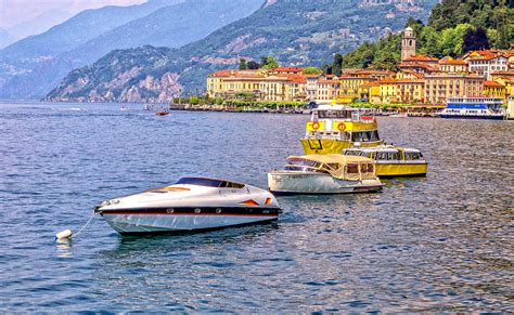 Toy Boat For Lake by Old Toy Bellagio Boat Service Lake Como Italy