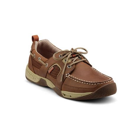 Tan Sperry Boat Shoes by Sperry 10528695 Top Sider Sea Kite Sport Moc Boat Shoe Tan