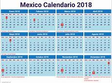 calendario 2018 de mexico newspicturesxyz