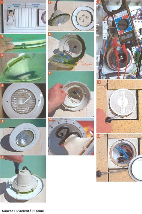 le pour projecteur 8 28 images changer l oule de projecteur piscine en 7 233 livraison