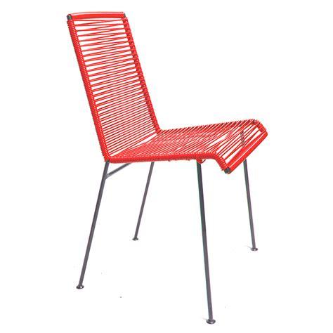 mobilier scoubidou chaise