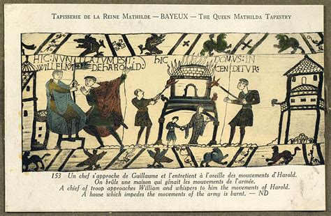 tapisserie de bayeux archexpo