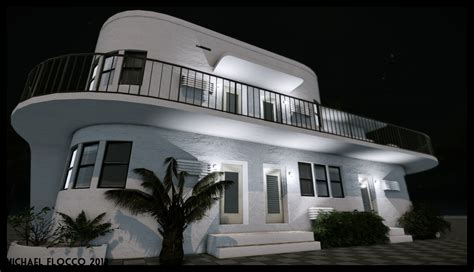 Art Deco Home Style : Michael Flocco » Blog Archive » Art Deco Style House