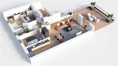 Plan 3d : Discover Our Popular 3d Floor Plans
