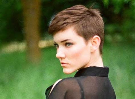 27 Hot Pixie Cuts To Copy In 2018 Prom Hairstyles On The Side Haircuts Katy Wedding Maid Of Honor Job Games Layered Hair Thin Different With Names And Pictures Caramel Shoulder Length Ponytail