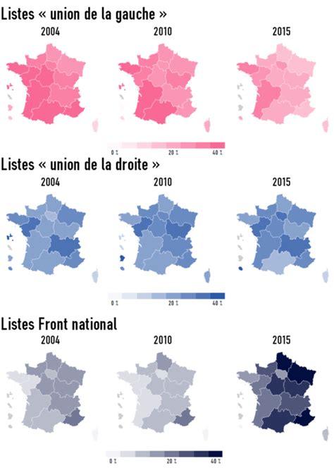 regionales les resultats elections ministere de l interieur