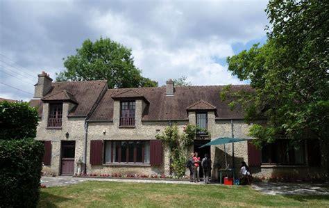 jouy en josas derni 232 res visites de la maison de l 233 on blum pour le le parisien