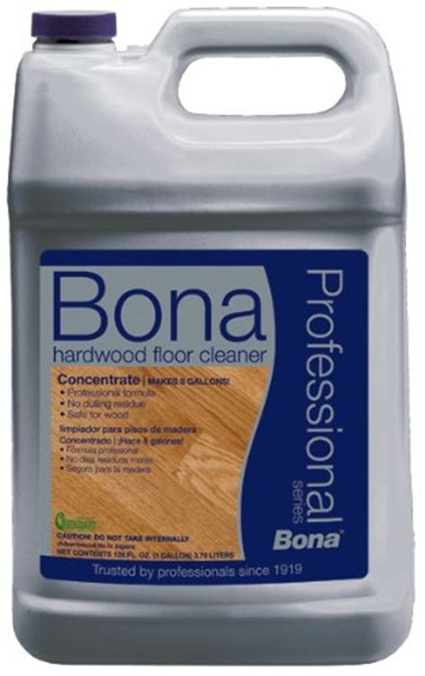 bona cleaner pro hardwood concentrate gallon