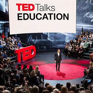 50 Ted Talks Every Educator Should Check Out (2014 Edition ...
