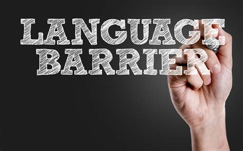 Overcoming Language Barriers In London  Montcalm London City Blog