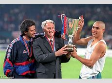 Ronaldo at Barcelona 20 years ago a Brazilian whirlwind