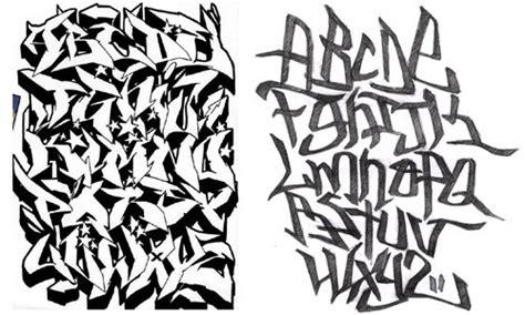 Desain Grafiti Abjad :  Graffiti Alphabet>> Alphabet