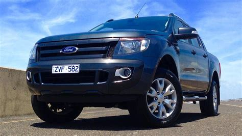 new 2015 ford ranger wildtrak automotive car news