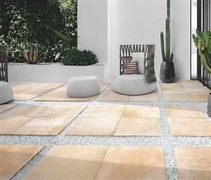 Terracotta Fliesen Terrasse : inspiration terrasse concera ~ Markanthonyermac.com Haus und Dekorationen