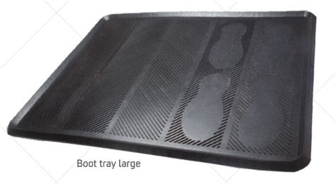 Rubber Boot Tray by Rubber Boot Tray Mats Aramats International