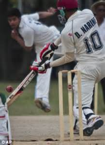 American teams compete in first ever nationwide cricket ...