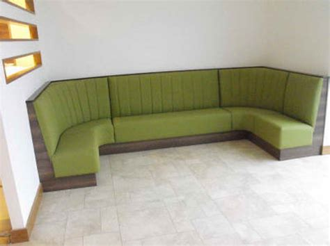 banquette seating for banquette seating furniture with green color home