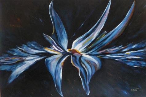 peinture abstraite peinture marine peinture 224 l huile sur toile coton 90x60 peintures