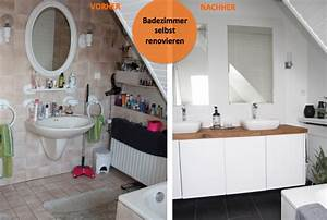 Bad Vorher Nachher : design dots badezimmer selbst renovieren ~ Markanthonyermac.com Haus und Dekorationen