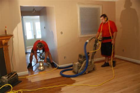 floor sanding contractors gurus floor