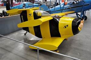 Smallest plane ever. - Picture of Pima Air & Space Museum ...
