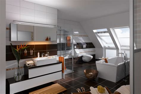 Die Schönsten Ideen Fürs Bad Im Dachgeschoss » Livvide