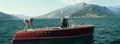 Boats Used In James Bond Movies by Heineken Goes Woody Boating With James Bond On Lake Como