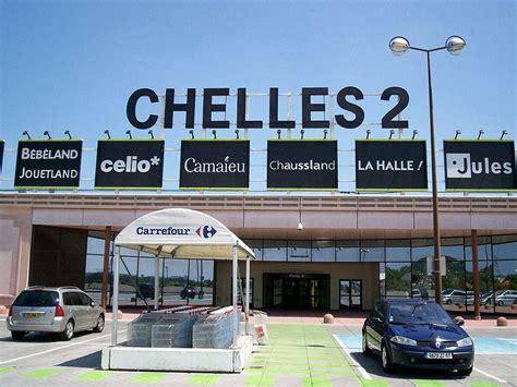 chelles 2 centre commercial parcs et activit 233 s de loisirs chelles 77500 adresse horaire et avis