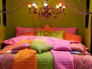 Orientalisches Schlafzimmer Dekoration : orientalisches schlafzimmer einrichtungsideen ~ Markanthonyermac.com Haus und Dekorationen