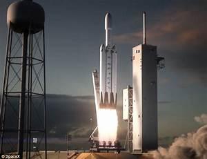 Elon Musk says Falcon Heavy will launch this November ...