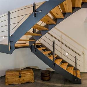 Stahl Holz Treppe : kombination holz stahl tagsuche nach kombination holz stahl finden sie treppenbauer f r ~ Markanthonyermac.com Haus und Dekorationen