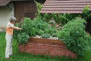 Wie Gestalte Ich Einen Garten : das hochbeet ~ Whattoseeinmadrid.com Haus und Dekorationen