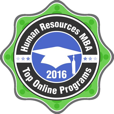 Top 10 Online Master's In Hr Programs  Human Resources Mba